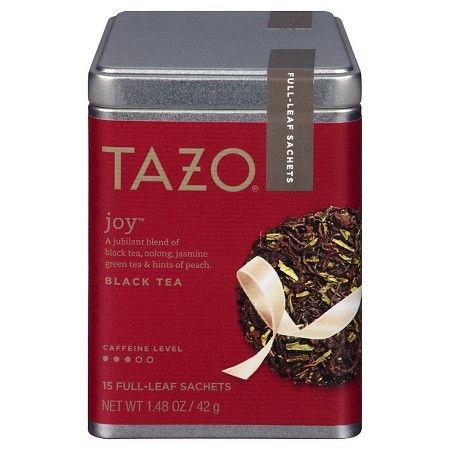 Tazo Joy Black Tea Sachets - 15 ct : Target