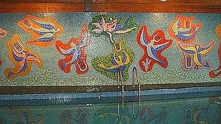 Alfred Pellan, magnifique mosaïque.