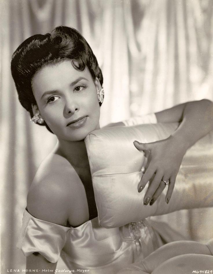Lena Horne glamor shot ~ Kai
