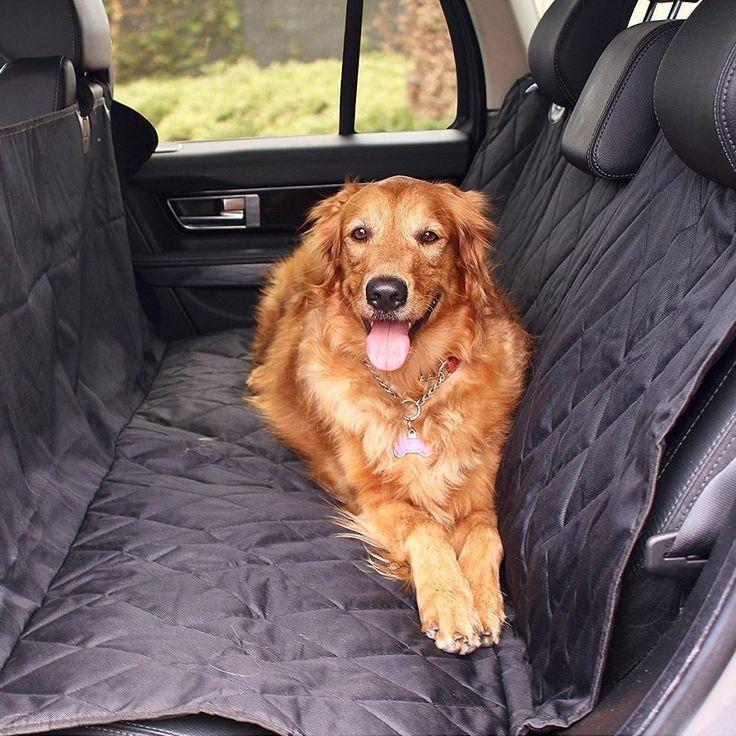 Wasserdichter Autositzbezug für Hunde