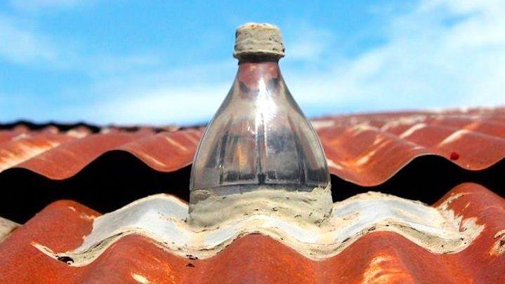 Há algum tempo, falamos sobre as garrafas que iluminam. Mais recentemente, a organização sem fins lucrativosLitro de...
