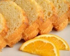 Quatre-quarts à l'orange | Cuisine AZ