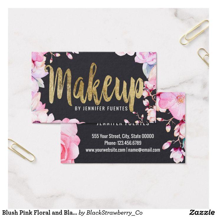 The 25+ best Makeup artist business cards ideas on Pinterest ...