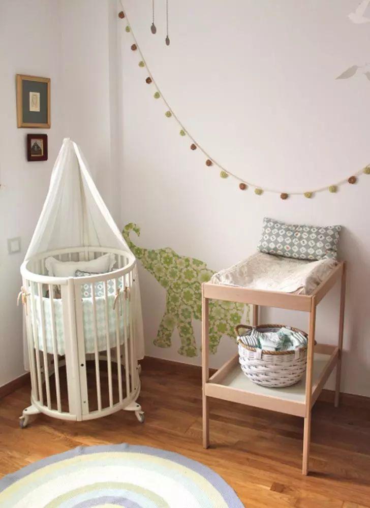 decoración-bebes-moisés-actuales