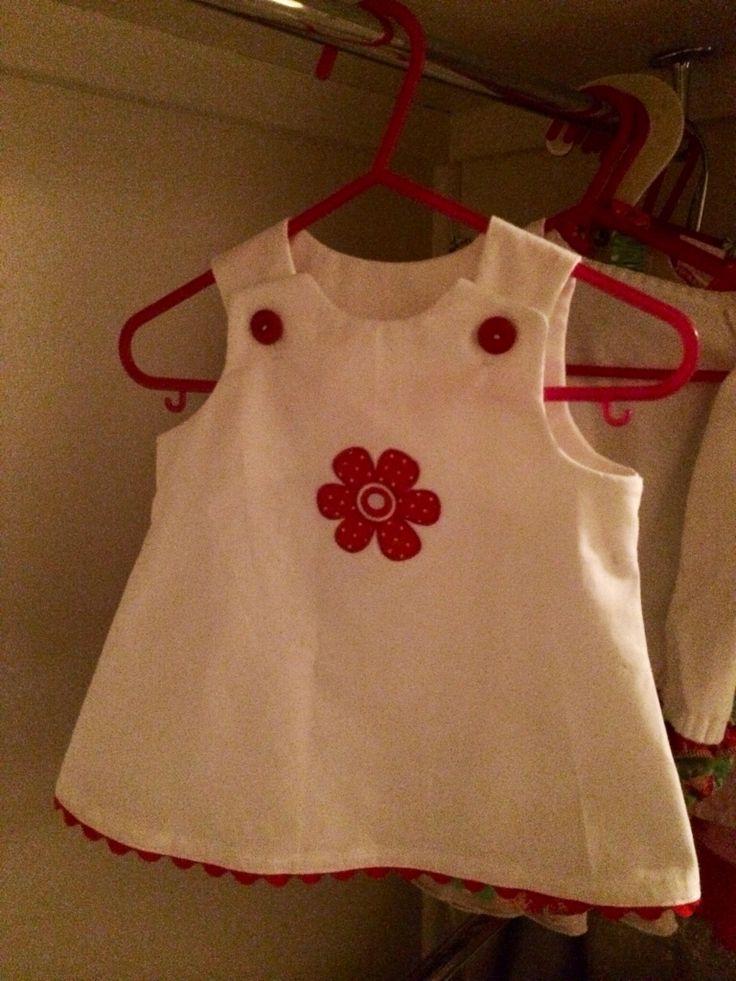 A little dress for my little girl.