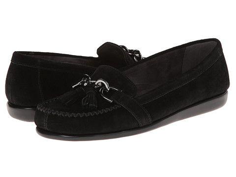 Aerosoles Super Soft Black Leather - Zappos.com Free Shipping BOTH Ways