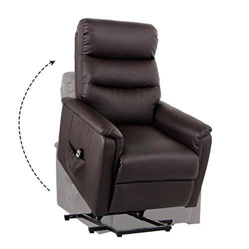 Amazing Unionline Pu Leather Power Lift Chairs Recliner For Elderly Uwap Interior Chair Design Uwaporg