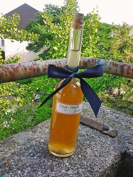 Vanille - Likör mit Honig (Rezept mit Bild) von hobbykoechin | Chefkoch.de