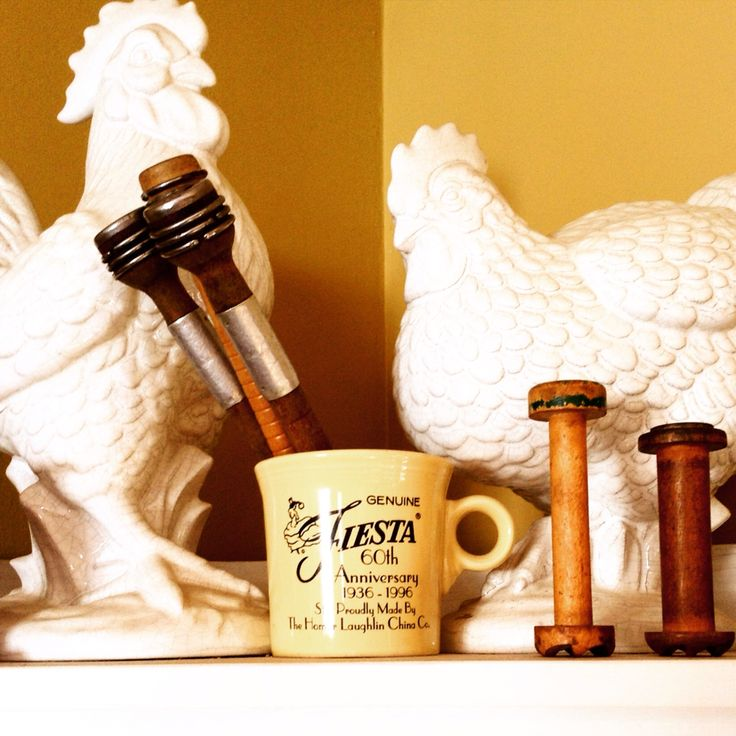 60 th anniversary of Fiesta mug
