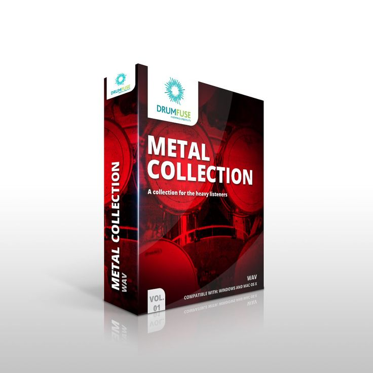 The DrumFuse Metal Collection Volume 1 features thunderous beats, fast double bass drums with high energy toms and massive cymbals breakdowns! These collections and samples have it all for the heavy listeners!Volume 1 includes 32 samples and loops.A combination of birch and maple drum kits have been