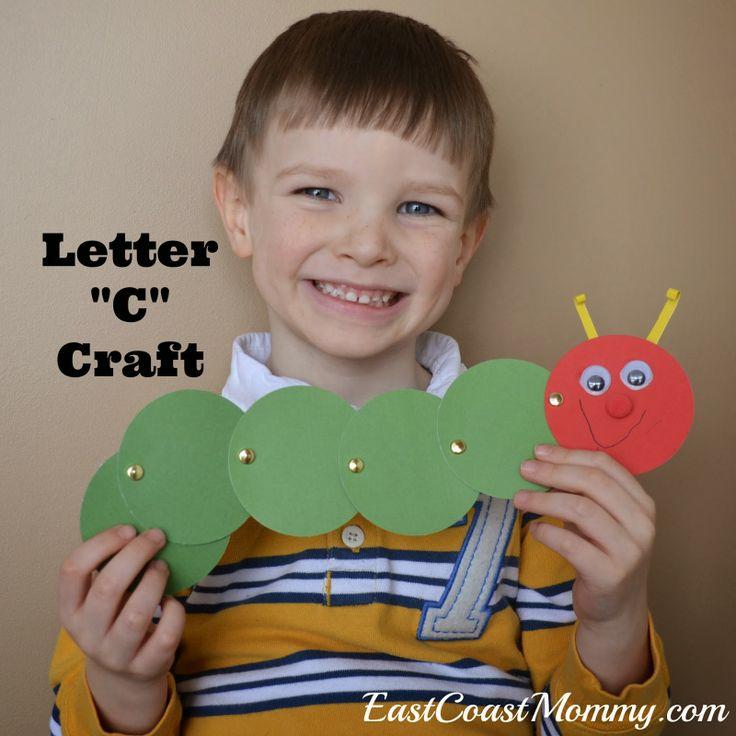 East Coast Mommy: Alphabet Series - Letter C