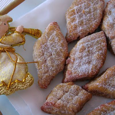 Broas de Natal   Portuguese Christmas Honey Cakes