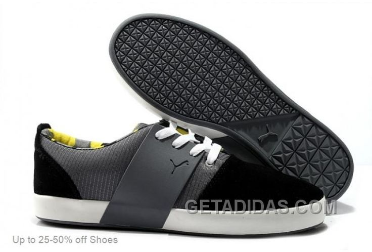 http://www.getadidas.com/puma-mens-casual-shoes-el-ace-3-city-grey-black-for-sale.html PUMA MEN'S CASUAL SHOES EL ACE 3 CITY GREY BLACK FOR SALE Only $72.00 , Free Shipping!