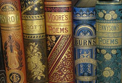 vintage book covers - gorgeous