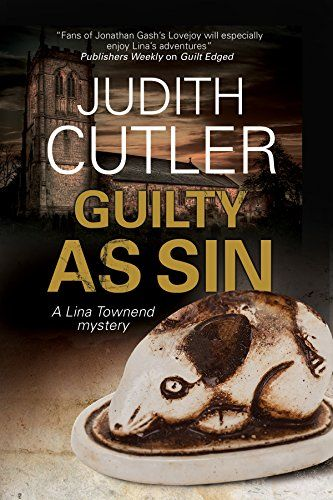 Guilty as Sin: A Lina Townend antiques mystery (A Lina Townend Mystery) by Judith Cutler http://www.amazon.com/dp/0727885367/ref=cm_sw_r_pi_dp_StZGwb1J66WEG