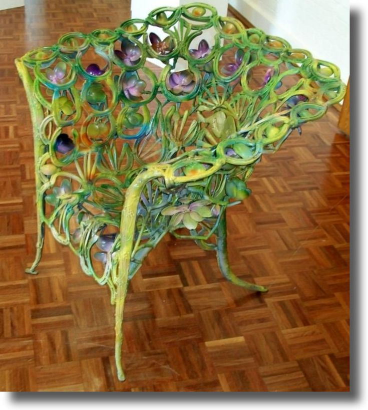 144 Best RECYCLED ART FURNITURE Images On Pinterest