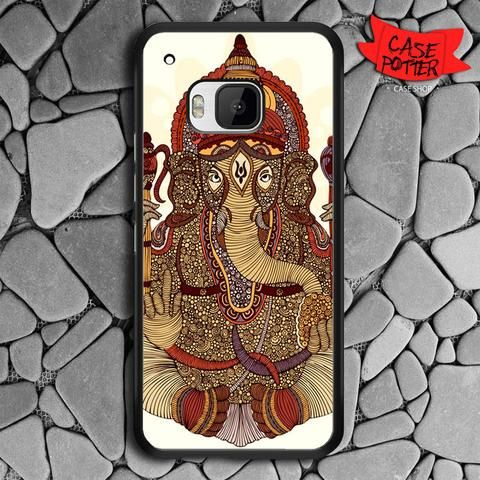 Ganesha Lord Of Success HTC One M9 Black Case