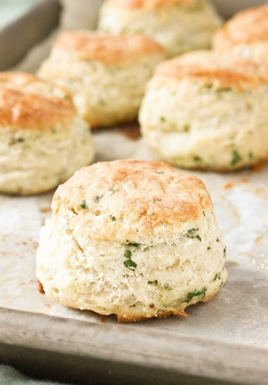 Recipe: Herbed Yogurt Biscuits — Side Dish Recipes from The Kitchn | The Kitchn