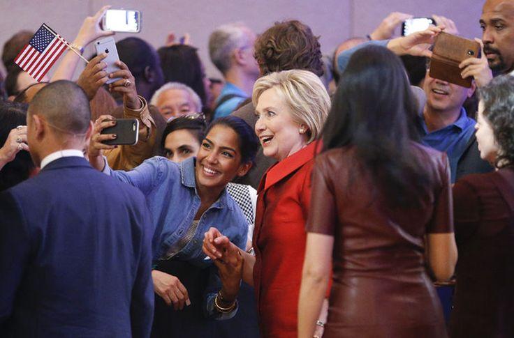 Cómo son los votantes de Hillary Clinton?