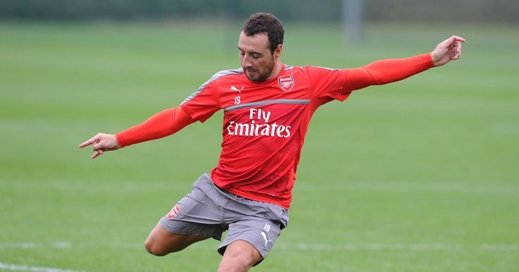 Arsenal transfer news and rumours: Santi Cazorla 'eyed by Serie A duo' as Gunners contract talks stall #arsenal #transfer #rumours #santi…