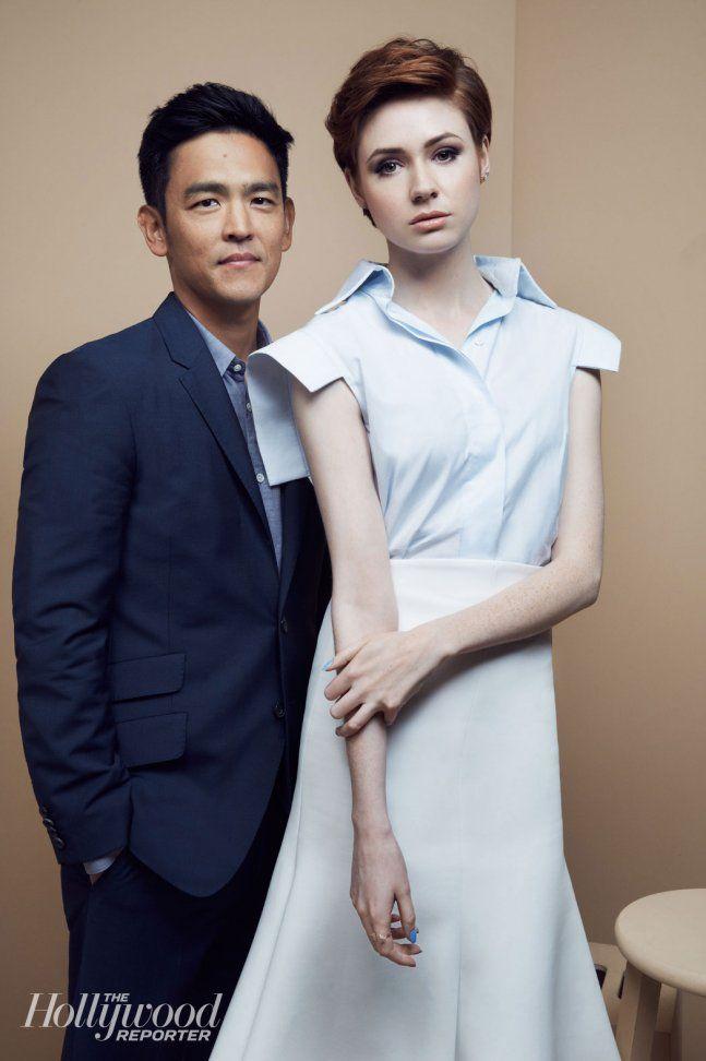 John Cho // Karen Gillan