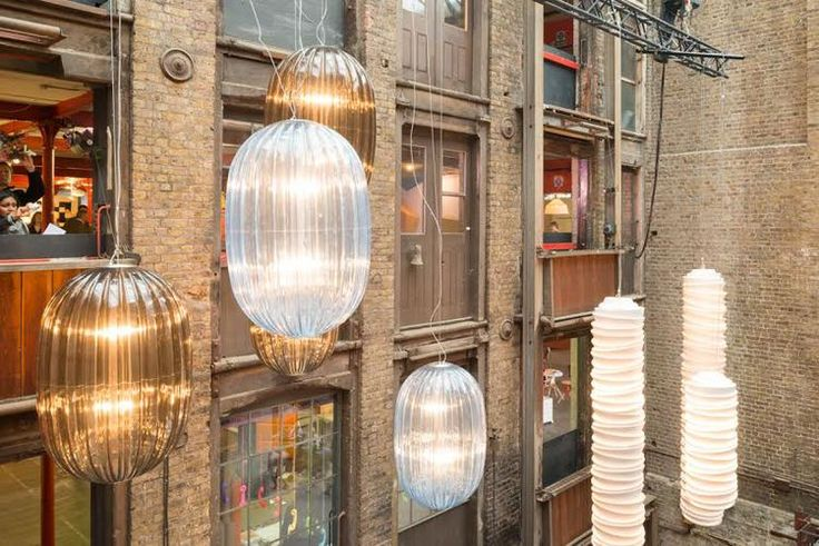 Clerkenwell Design Week and the wonderful Farmiloe Building - from the Emily's House London blog
