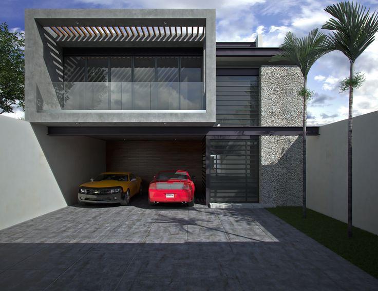 Casa 10, Mérida, Yucatán, México.