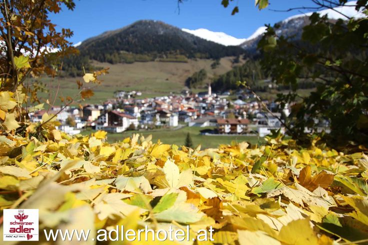 Der goldene Herbst in Nauders - ist einfach wunderschön!