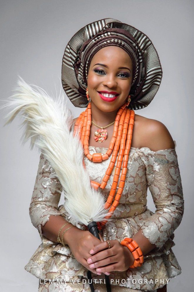 Traditional Marriage In Nigeria Is One Of The Most Important And Glamorous Events With Both Families Performing Rites For Igbo