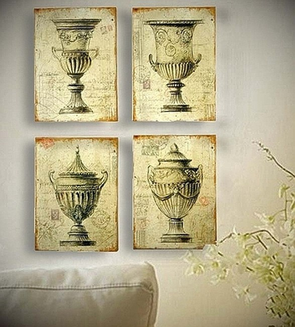 Nice Tuscan Wall Decor Ideas Illustration - Wall Art Design ...