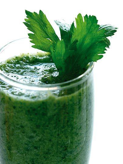 Yeşil ayran Tarifi - İçecekler Yemekleri - Yemek Tarifleri