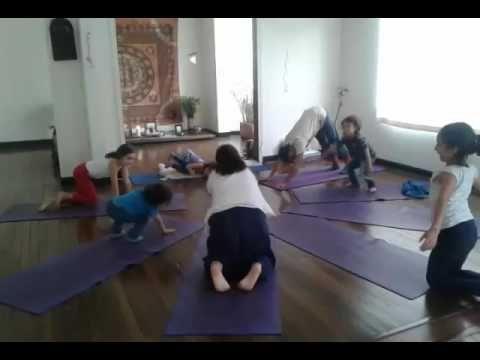 Yoga Niños, Happy Yoga