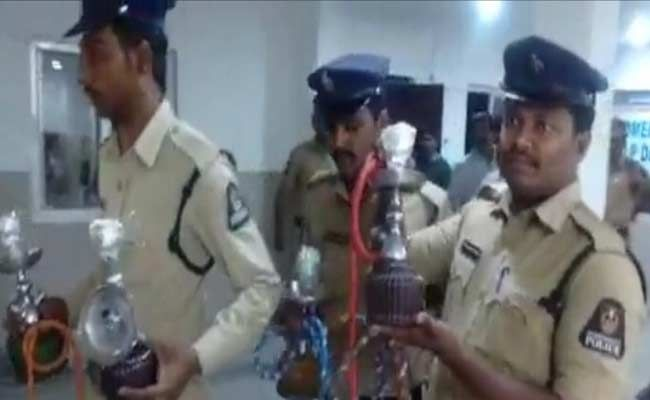Hookah Parlours Caught Catering to Minors in Hyderabad, Police File Case