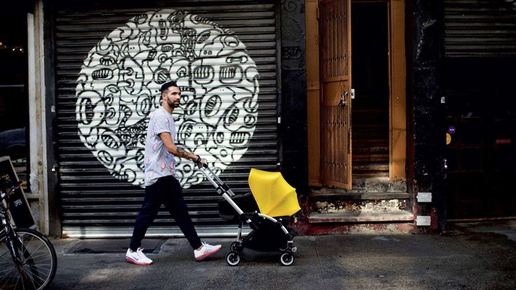 lightweight, city pushchair, for parents on the fly – bugaboo bee