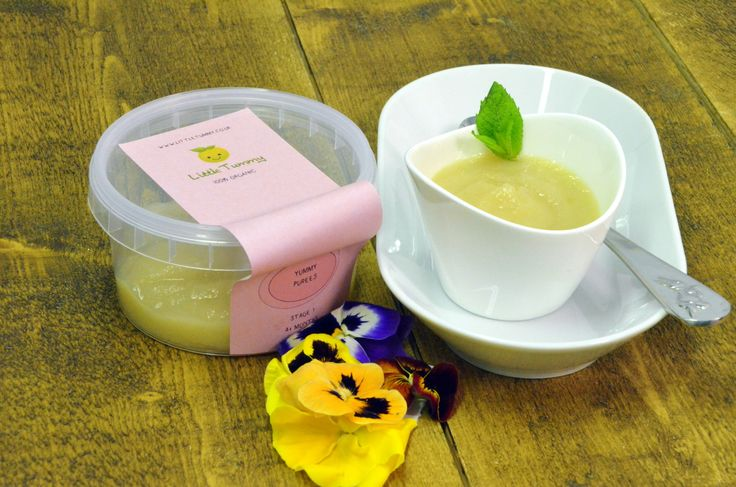 Cauliflower, Pear, Apple & Parsnip Puree is best organic food for baby.  For more visit us @:- http://www.littletummy.co.uk/