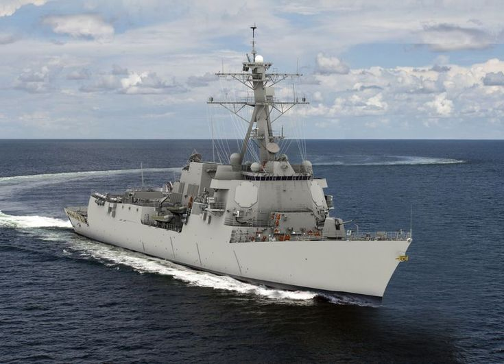 GE ships LM2500 marine gas turbine for US Navy destroyer DDG 125 - Naval Technology