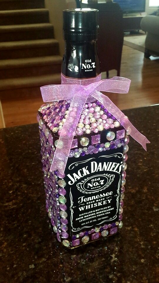 Bedazzled Bottle!