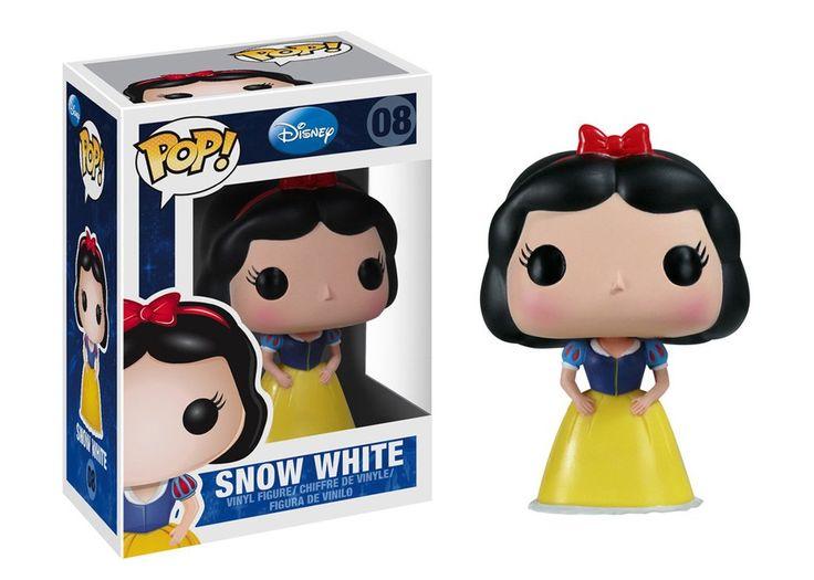 Pop Disney Snow White Sisi Pop Vinyl Figures Pop