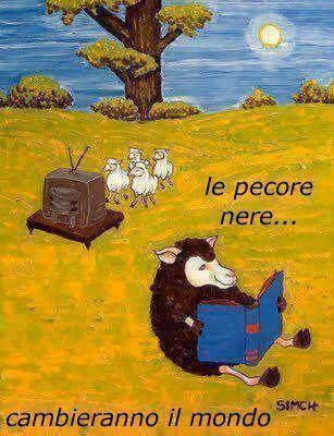 le pecore nere