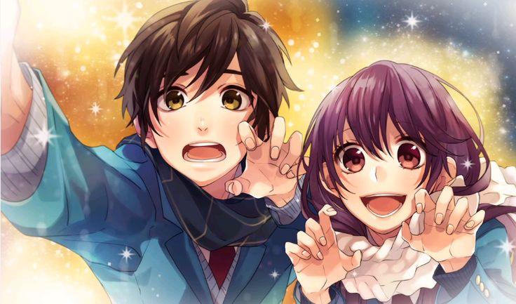 #┗ ∵ ┓私が恋を知る日 HoneyWorks feat.GUMI # Anime # Honeyworks