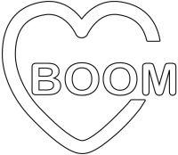 corazon muebles BOOM