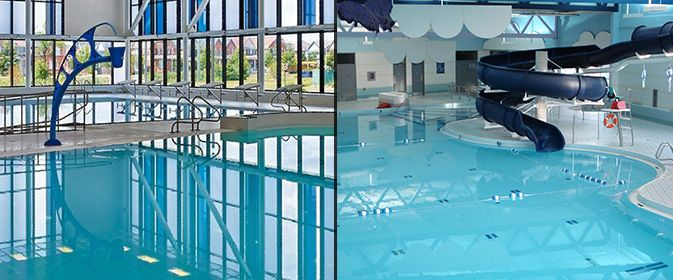 Pool interior.  NZ Architects http://architecturehdt.co.nz/pools/