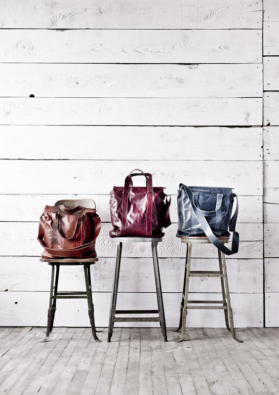 #m0851, 25 years | Leather Travel Bags balwe20 | Fall 2012 / Winter 2013 www.m0851.com/home/