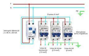 [Solucionado] - Instalación Electrica domiciliaria - Electricidad domiciliaria - YoReparo