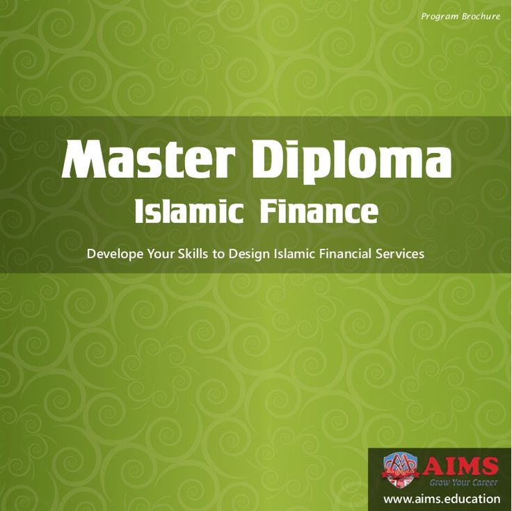 AIMS developed Diploma in Islamic Finance https://twitter.com/courses07/status/812584833767604224 keeping in mind max convenience of our scholars, no matter if it is time convenience or convenient fee structure; we make sure that our scholars get maximum convenience and they are able to complete their program without any hassle.