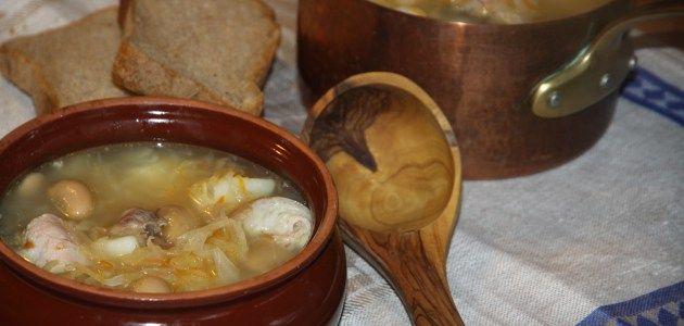 Мои кислые щи: домашний рецепт – Вся Соль - кулинарный блог Ольги Баклановой