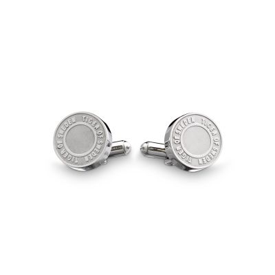 TIGER OF SWEDEN  RAME CUFFLINKS  €60