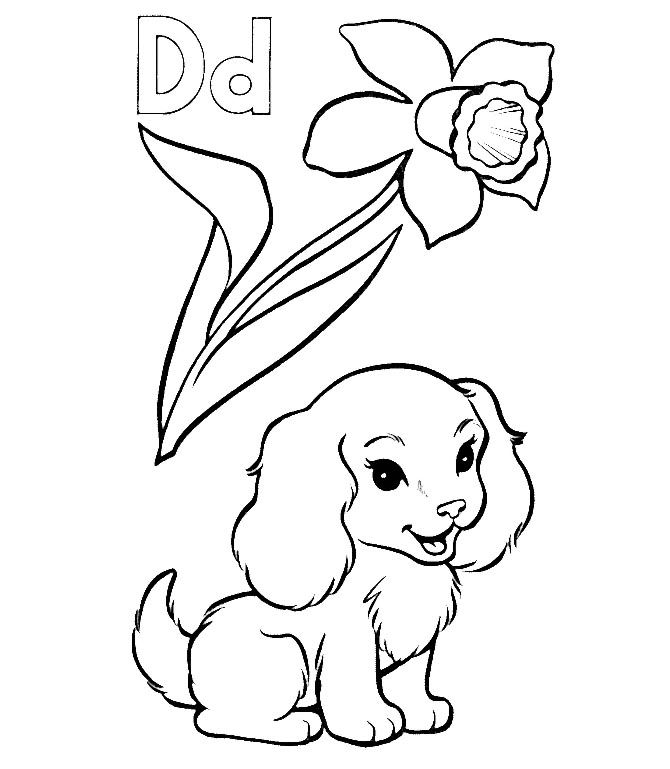 daisy coloring pages no stem - photo #32