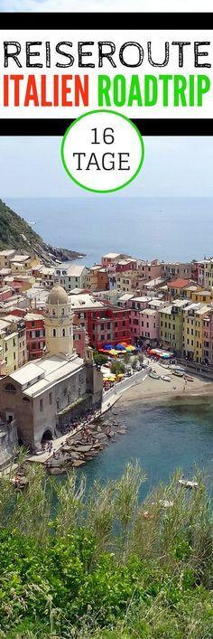 Reiseroute – 16 Tage mit dem Auto durch Italien -- Rund 700 Kilometer weit bin ich durch Italien gefahren. Die erste Etappe durch die Schweiz bis runter an den Lago Maggiore gehörte zu den längeren der Reise. Im Schnitt bin ich etwa 200 Kilometer täglich gefahren. In den nächsten Tagen folgten die Cinque Terre, Pisa, der Bolsenasee und Rom. Den längsten Aufenthalt hatte ich dann in Neapel, dem südlichsten Punkt der Route. 5 Tage habe ich dort verbracht, um die vielen tollen Orte zu erkunden.