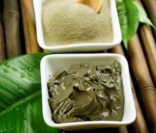 Eczéma - Cataplasme d'argile verte - Tous les remèdes de grand-mère